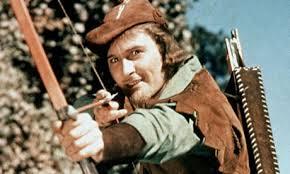 Flynn as Robin